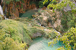 Plitvice Lakes Stock Images - Image: 11526854
