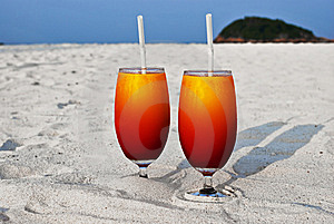 Fruit Cocktail  Royalty Free Stock Images - Image: 11545879