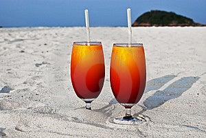 Cocktail De Fruto Imagens de Stock Royalty Free - Imagem: 11545879