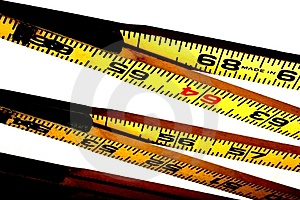 Measuring Stick II Royalty Free Stock Images - Image: 1175359