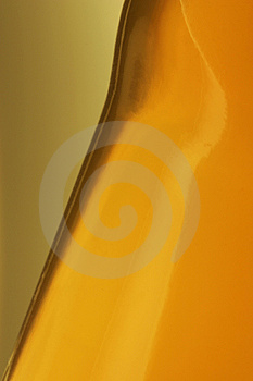 Juice Bottle Closeup. Stock Image - Image: 1175601
