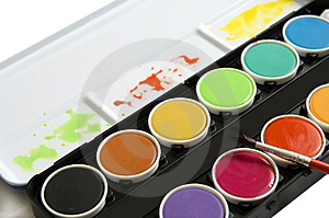 Painting 2 Stock Photography - Image: 1176652