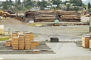 Sawmill 2 Stock Image - Image: 1178331
