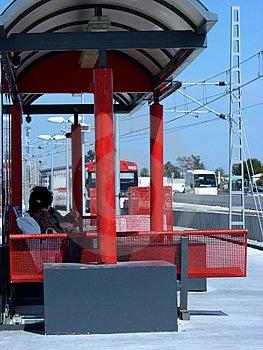 Train Station Stock Photography - Image: 1179152