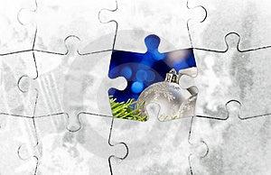 Puzzle Free Stock Photo
