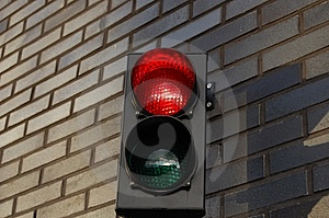 Stoplight Royalty Free Stock Image - Image: 11752216