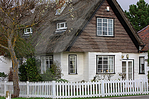 Thatched Cottage Royalty Free Stock Photography - Image: 11801917