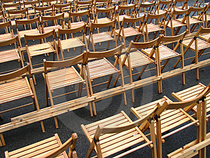 Open-air Seats Stock Photography - Image: 1190392