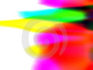 Nowy Kolorowy Cień. Obraz Royalty Free - Obraz: 1191616