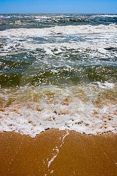 Waves Stock Photos - Image: 1197843