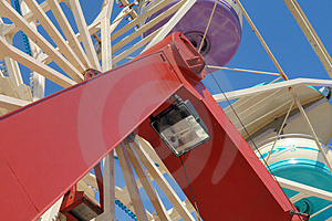 Ferris Wheel IV Stock Photography - Image: 1199232
