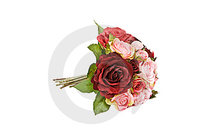 Bouquet of Roses Stock Image