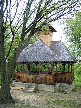 Monastério de Soceni Fotografia de Stock