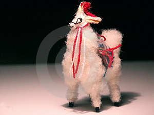 Llama Statue Free Stock Images