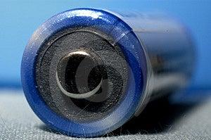 Battery Power Stock Photo