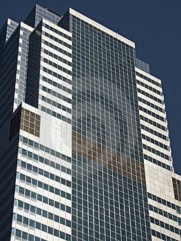 Korporacyjny budynek Zdjęcia Royalty Free