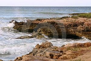 Beach Rocks 2 Free Stock Images