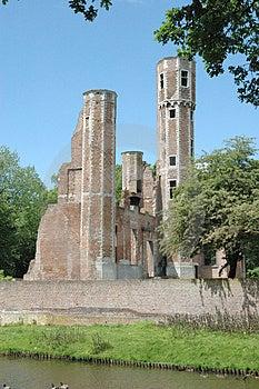 Historic Castle 2 Free Stock Photos