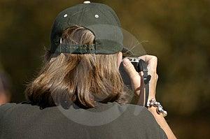 Photographer Free Stock Photo