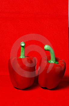 Red Pepper 1 Stock Images