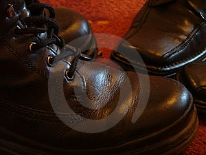 Footwear Stock Image