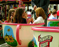 Girls Teacup Free Stock Image