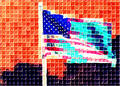 Stock Photo: American flag. Image: 127590
