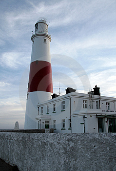 Portland Bill Lighthouse Stock Photography - Image: 1202362