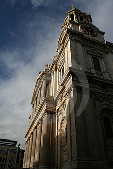 The Mighty St Paul Cathedral, London Stock Photos - Image: 1203233