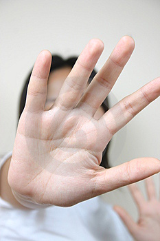 5  Fingers Royalty Free Stock Photos - Image: 1206468