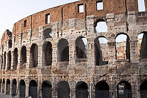 Colosseum Rome Italy Royalty Free Stock Photo