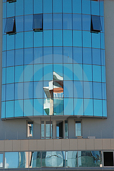 Reflections Modern Buildings 3 Royalty Free Stock Photography - Image: 1214157