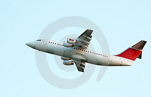 Aircraft On Takeoff Stock Photos - Image: 1223893