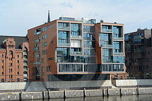 Modern Building Stock Photo - Image: 1224510