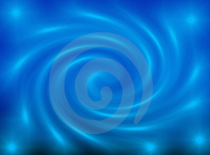 swirling stars Stock Photo