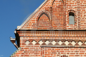 Church Detail Royalty Free Stock Photos - Image: 1251428