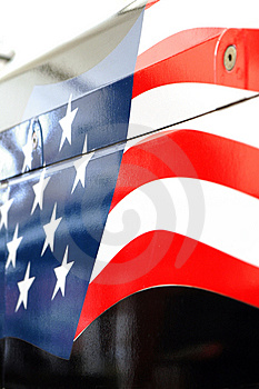 Stars And Stripes Stock Images - Image: 1252734