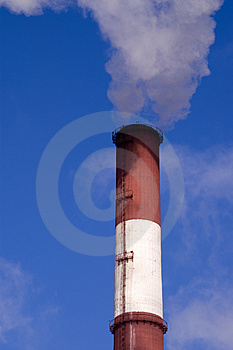 Chimney 2 Royalty Free Stock Images - Image: 1254749