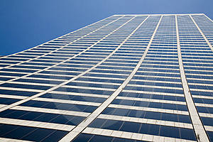 Tall Office Building Stock Image - Image: 1257511