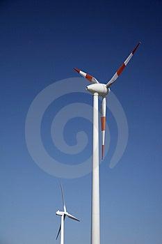 Wind Energy Station Stock Photo - Image: 1259740