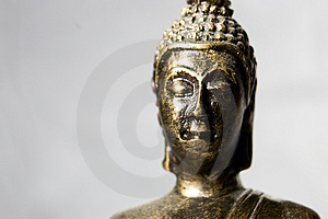 Buddha #001 Royalty Free Stock Photos - Image: 1262898