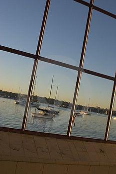Coastal View Stock Photo - Image: 1263240
