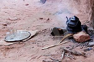 Tea-Petra Stock Image - Image: 12643211