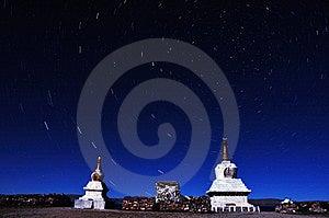 Starry Sky Stock Photo - Image: 12691660