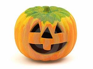 Halloween figurine Stock Images