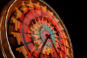 Ferris Wheel Stock Photography - Image: 1275262