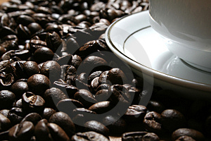 Coffee A Break Stock Photography - Image: 1282862