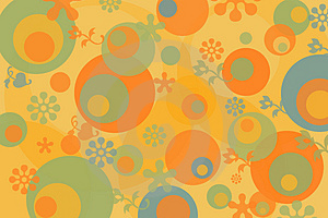 Retro Background Royalty Free Stock Images - Image: 1287869