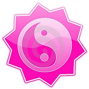 Yin Yang Royalty Free Stock Image - Image: 12899246