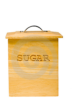 Sugar Container Royalty Free Stock Photo - Image: 1292405